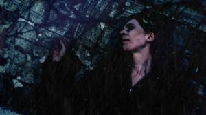 Fra innspilling av Elvira 2013